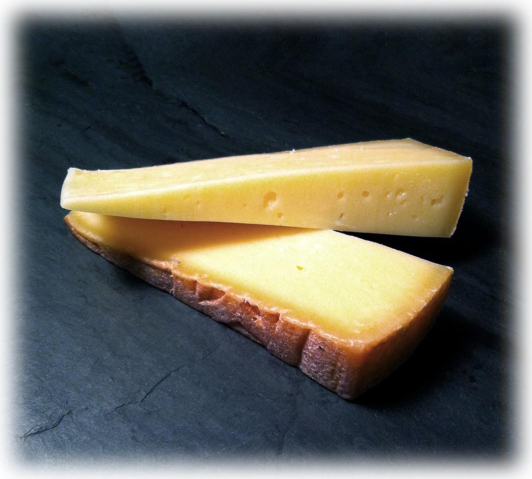 Bergblumen Käse