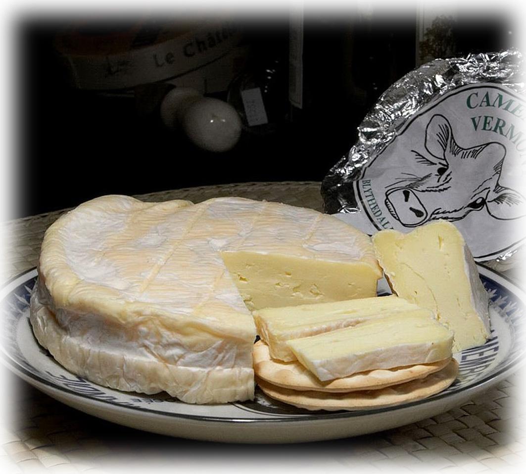 Blythedale Camembert