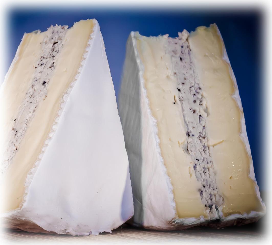 Brie de Meaux à la truffe