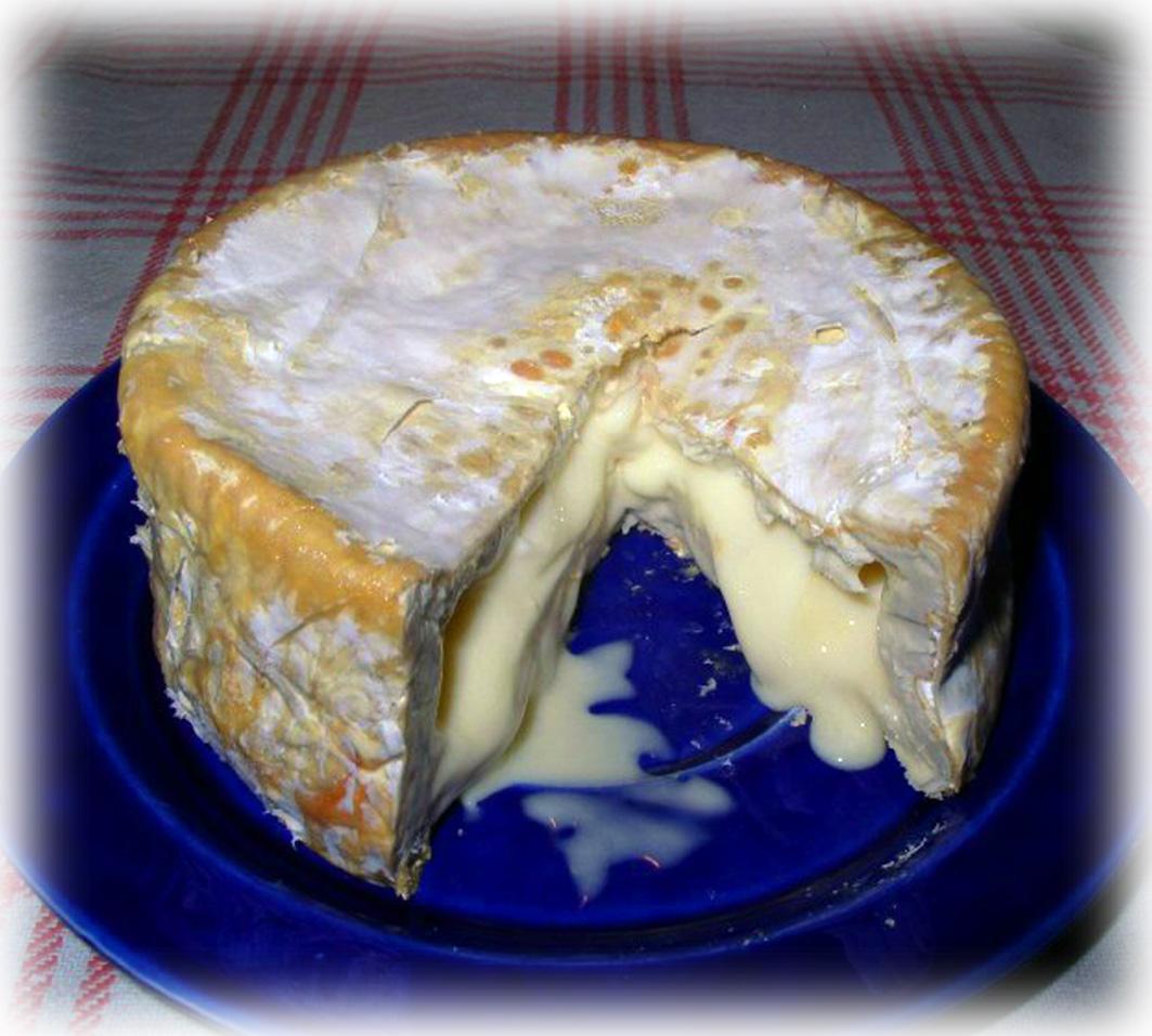 Camembert Affiné au Cidre de la  Maison