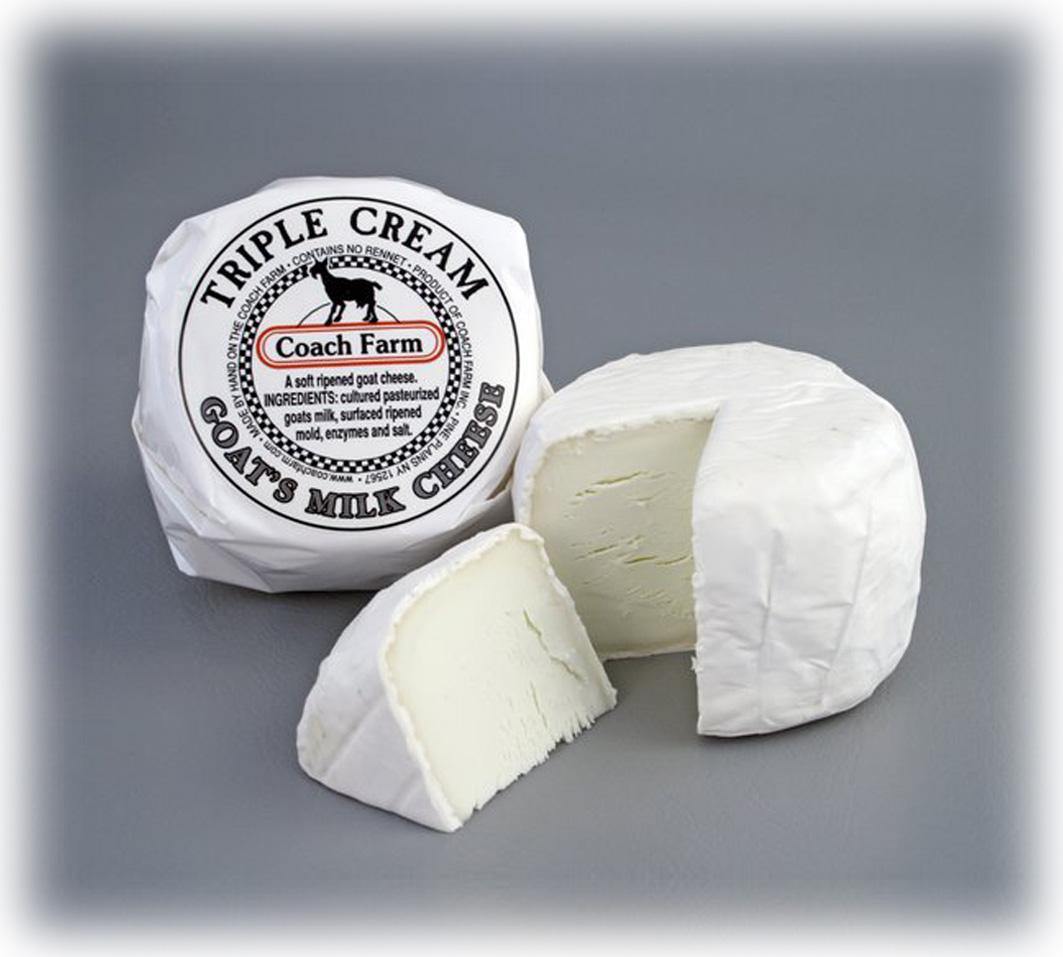Coach Farm Cheeses