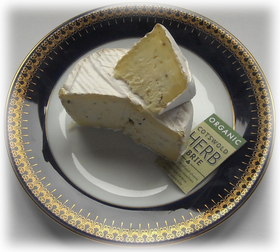 Cotswold Herb Brie