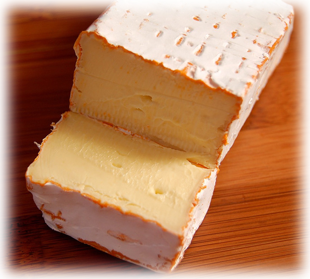 Discovery Scrubbed Brie