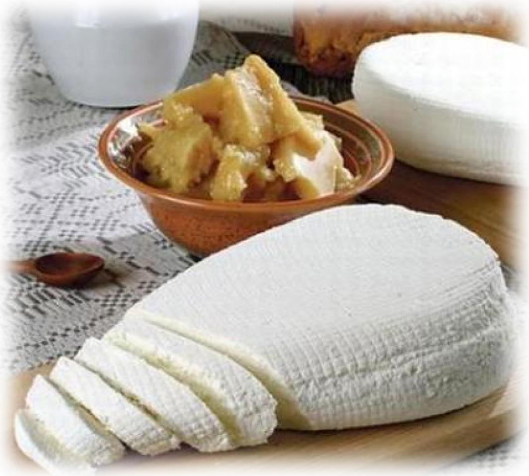 Lietuviškas varškės sūris