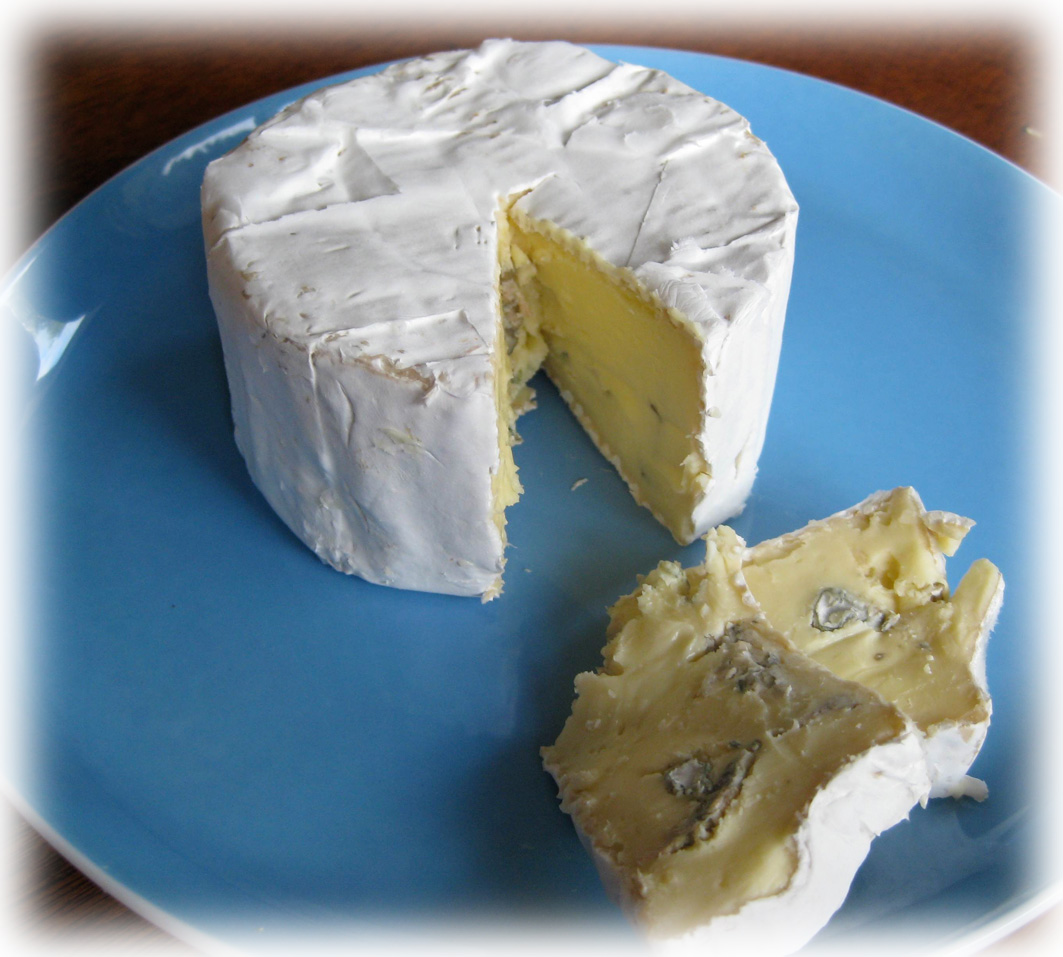 Lighthouse Blue Brie