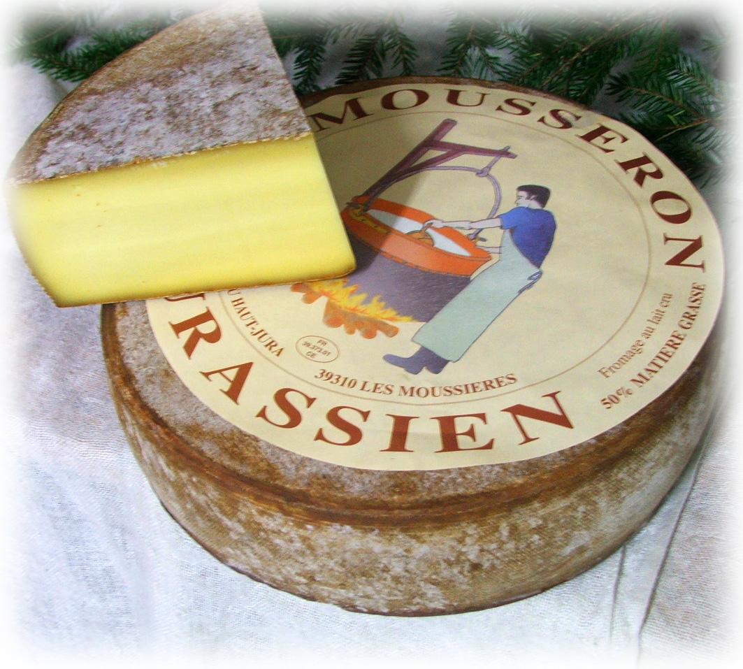 Mousseron Jurassien