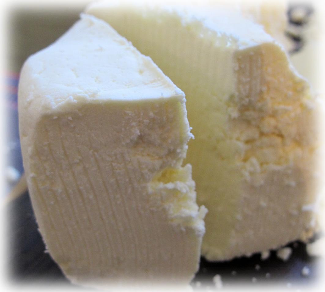 Queso de Cuadro doble crema de Chiapas