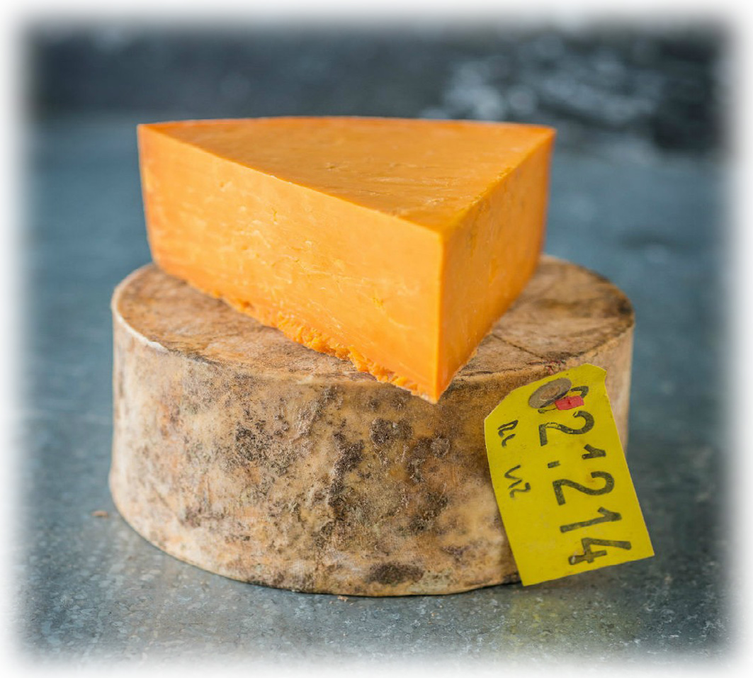 Quicke's Double Gloucester