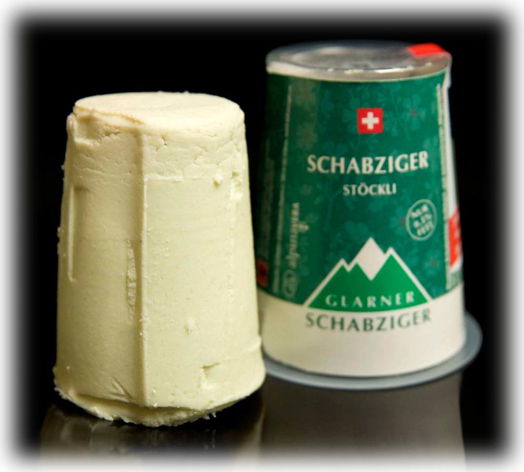 Sapsago o Schabzieger