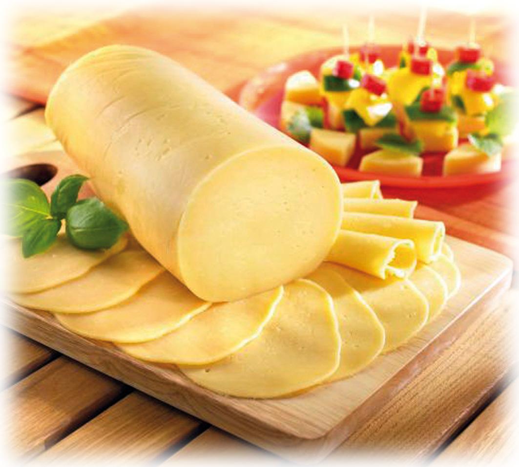 Tekovský salámový syr
