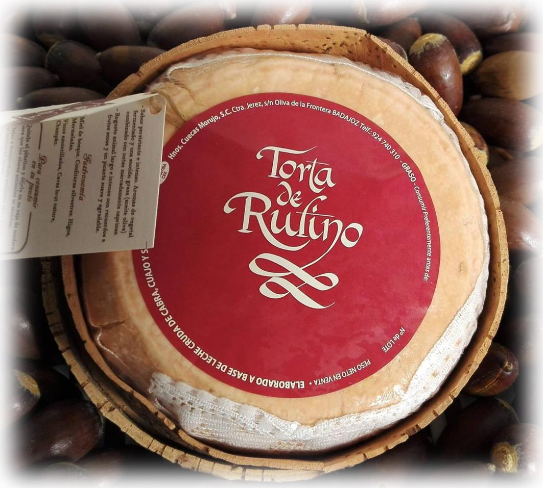 Torta de Cabra Rufino