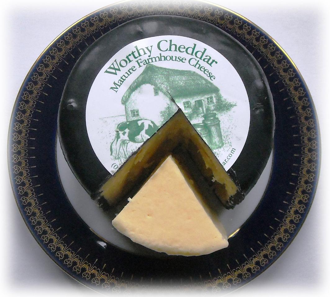 Worthy Cheddar