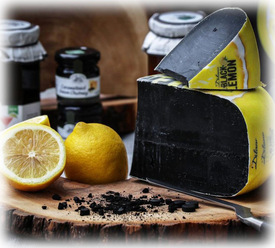 Black Lemon Gouda